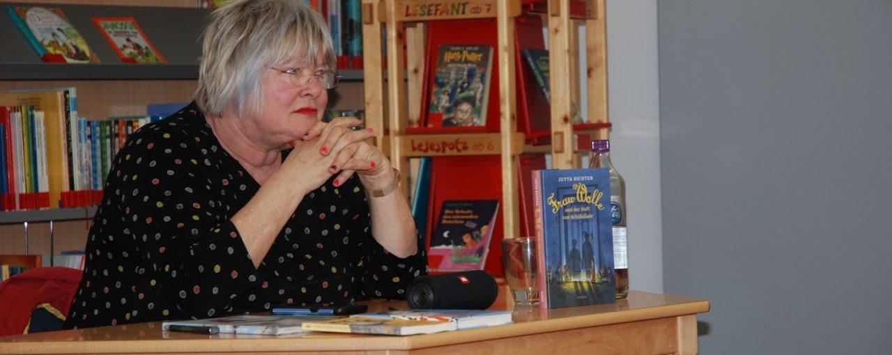 Autorenlesung mit Jutta Richter