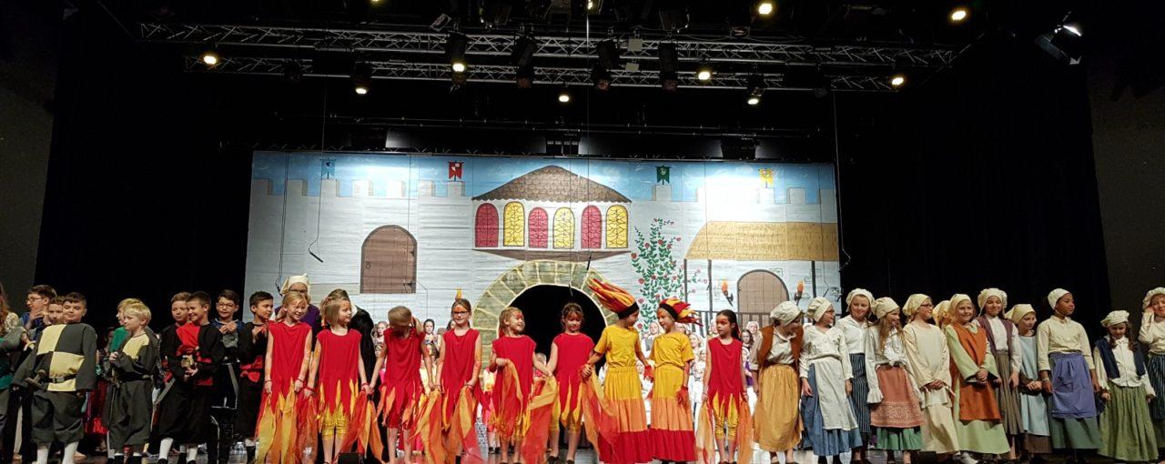 """Musical begeistert mit dem """"Tanz der Gaukler"""""""