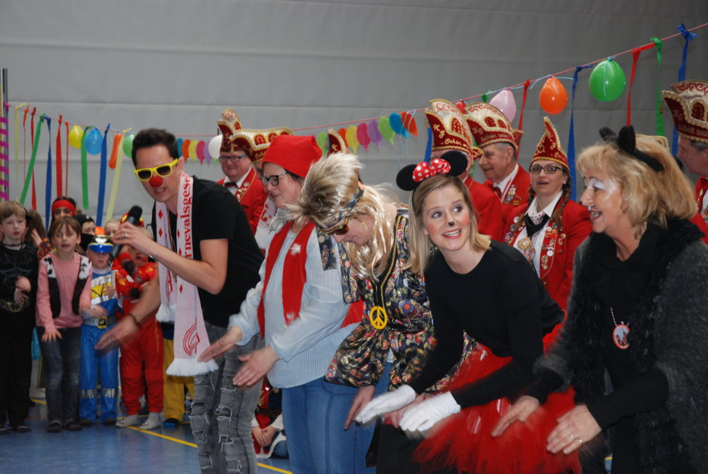 Karneval in der KvG